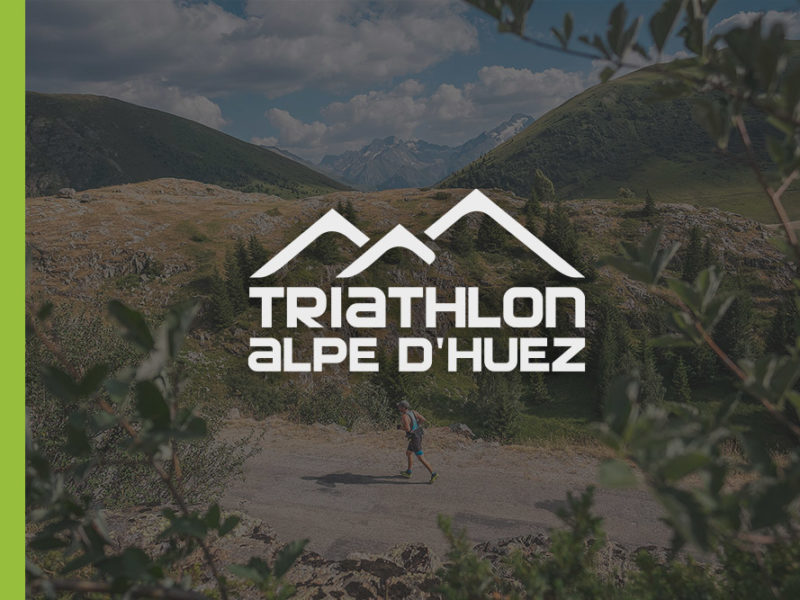 Agence communication Triathlon de l'Alpe d'Huez