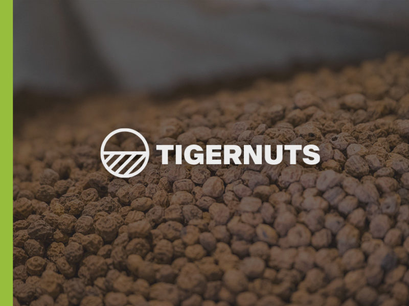 Tigernuts branding Youniti Agency